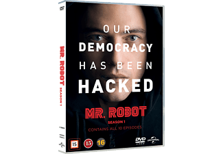 Mr Robot S1 Drama DVD