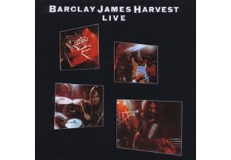 Barclay James Harvest - Live (CD)