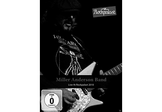 Miller Anderson Band - LIVE AT ROCKPALAST 2010 - (DVD)