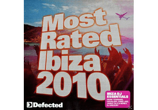 VARIOUS - Most Rated Ibiza 2010 [CD]
