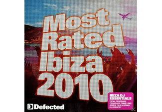 VARIOUS - Most Rated Ibiza 2010 - (CD)