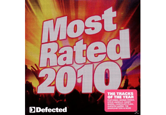 VARIOUS - Most Rated 2010 - (CD)