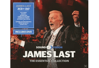 James Last - Essential Collection - (CD + DVD)