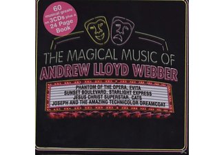 Andrew Lloyd Webber - Magical Music Of - (CD)