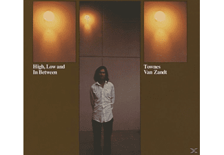 Townes Van Zandt - High, Low And In Between (2013 Remaster) - (CD)
