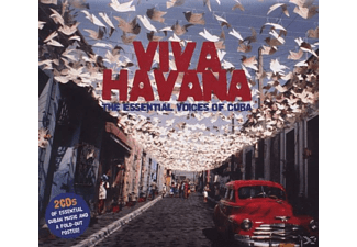 VARIOUS - Viva Havana-Essential Voices Of Cuba [CD]