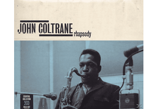 John Coltrane - Rhapsody-Essential Collection - (CD)