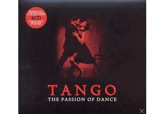 VARIOUS - Tango The Passion Of Dance-Essential Collection [CD]