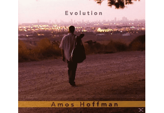 Amos Hoffman - Evolution - (CD)