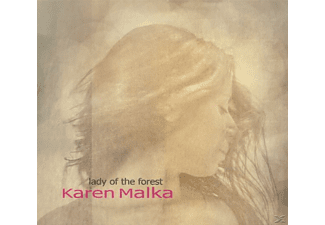 Karen Malka - Lady Of The Forest [CD]