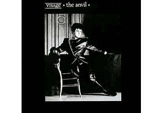 Visage - The Anvil (CD)