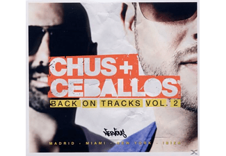 Ceballos, Chus & Ceballos - Back On Tracks Vol.2 - (CD)