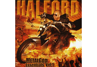 Halford - Metal God Essentials, Vol. 1 [DVD]