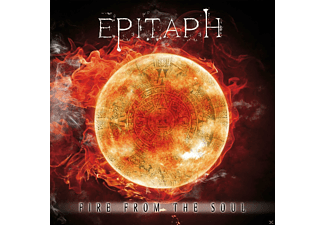 Epitaph - Fire From The Soul - (CD)