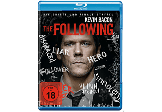 The Following - Staffel 3 - (Blu-ray)