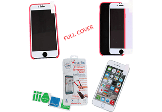 "VOLTE-TEL TEMPERED GLASS IPHONE 6S/6 4.7"" 9H 0.26mm FULL COVER WHITE - (5205308157875)"