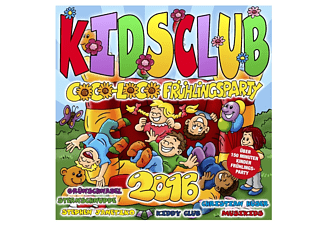 Various - Kids Club/Coco Loco Frühlingsparty 2016 - (CD)