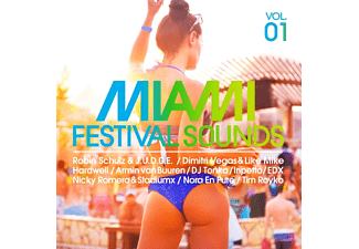 Various - Miami Festival Sounds Vol.1 - (CD)