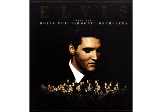 Elvis Presley - If I Can Dream: Elvis Presley With The Royal Philh - (CD)