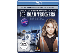 Ice Road Truckers - Lisa Kelly - Die heisseste Truckerin auf dem Eis - (Blu-ray)