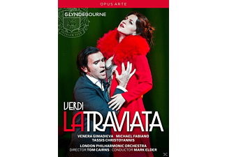 VARIOUS, The Glyndenbourne Chorus, The London Philharmonic Orchestra	ARTIST - LA TRAVIATA [DVD]