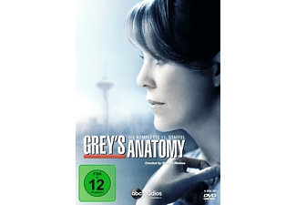 Greys Anatomy - 11. Staffel - (DVD)