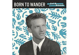 Jack Wood - Born To Wander/So Sad - (Vinyl)