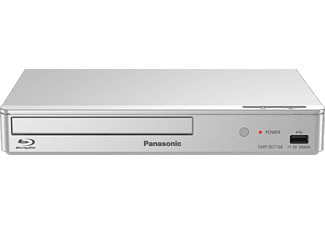 PANASONIC DMP-BDT168 Blu-ray Player (Silber)