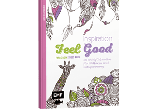 Inspiration Feel Good, Malen (Broschur)