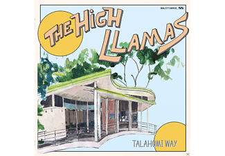 The High Llamas - Talahomi Way - (Vinyl)