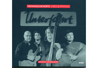 Henning Sieverts - Vibes & Strings - (CD)