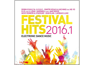 VARIOUS - Festival Hits Vol.1 - (CD)