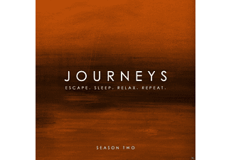 Various - Journeys - Escape. Sleep. Relax. Repeat. Vol. 2 - (CD)
