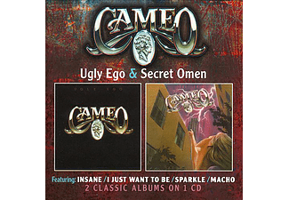Cameo - Ugly Ego / Secret Omen (CD)