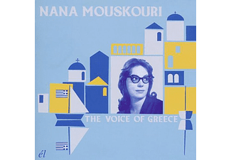 Nana Mouskouri - The Voice of Greece (CD)