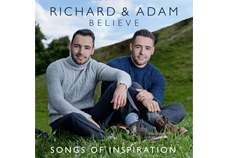Richard Adam - Believe - Songs Of Inspiration - (CD)