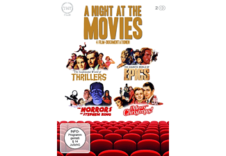 A Night at the Movies - (DVD)
