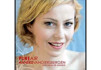 Van Giersbergen Anneke - Air & Pure Air [CD]