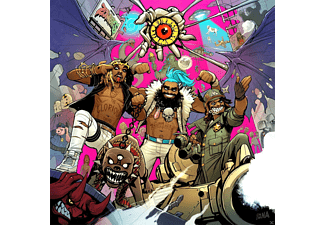 Flatbush Zombies - 3001:A Laced Odyssey [CD]