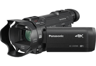 panasonic hc vxf999egk camcorder 4k 25p full hd 50p mit leica dicomar objektiv saturn. Black Bedroom Furniture Sets. Home Design Ideas