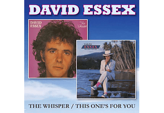David Essex - The Whisper / This One's For You (CD)