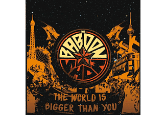 The Baboon Show - The World Is Bigger Than You - (CD)