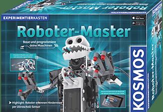KOSMOS Roboter-Master Experimentierkasten