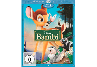 Bambi - Diamond Edition 2016 - (Blu-ray)