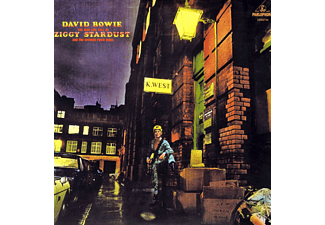 David Bowie - Rise And Fall Of Ziggy Stardust And The Spiders From Mars - (Vinyl)