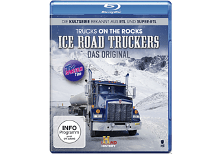 Ice Road Truckers - Trucks On The Rocks - (Blu-ray)