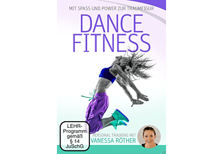 Dance Fitness - (DVD)