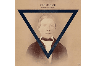 Steven James Adams - Old Magick - (Vinyl)