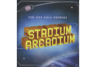 Red Hot Chili Peppers - Stadium Arcadium - (Vinyl)