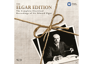 VARIOUS, Edward/various Elgar - The Elgar Edition [CD]